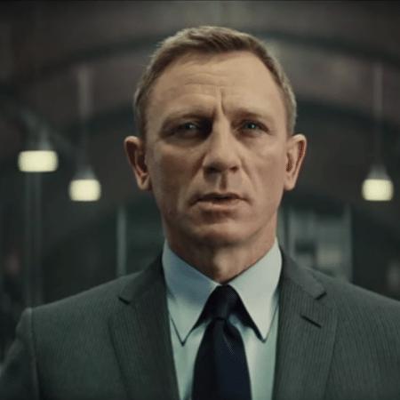 """Daniel Craig no papel de James Bond no longa """"Spectre"""" - Reprodução"""