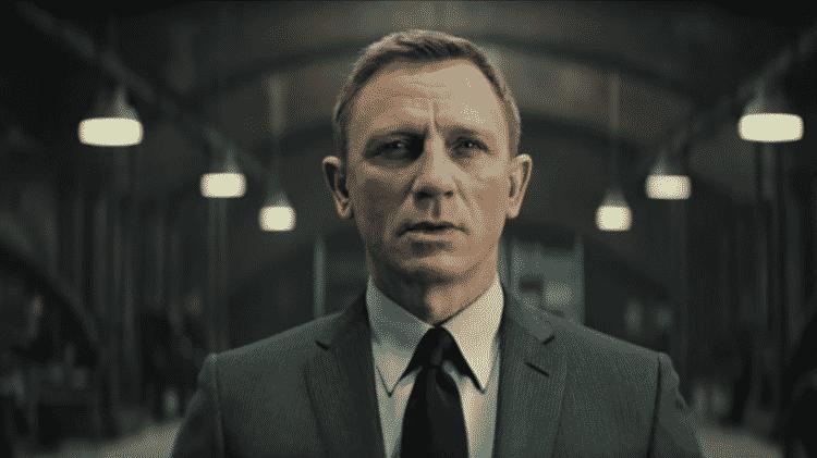 """Daniel Craig no papel de James Bond no longa """"Spectre"""" - Reprodução - Reprodução"""