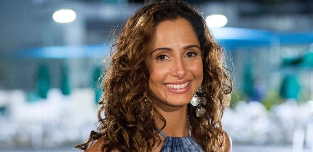 """Camila Pitanga, uma das protagonistas de """"Velho Chico"""" - Divulgação/TV Globo"""