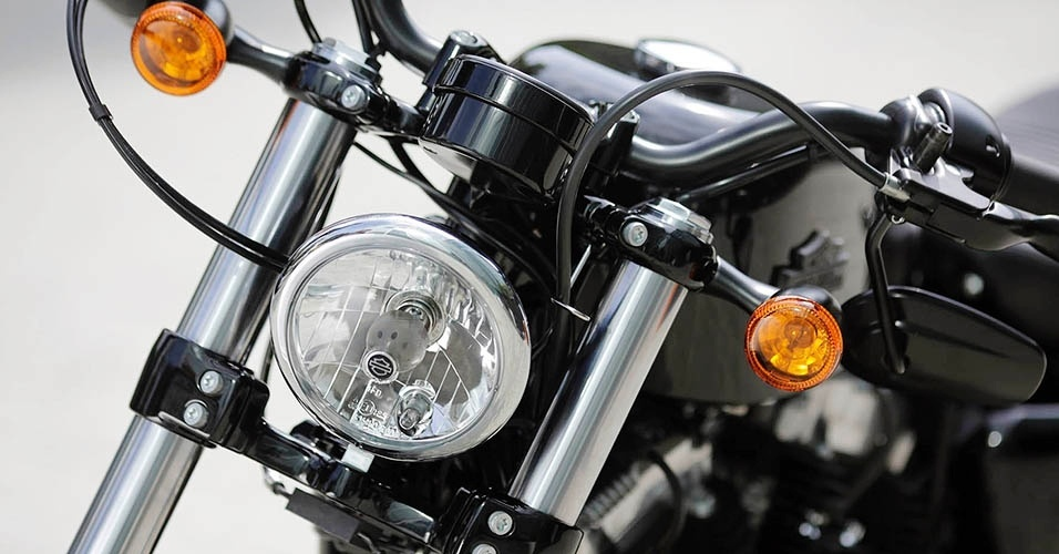 Harley-Davidson Forty-Eight 2016