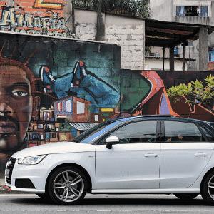 Audi A1 TFSI - Murilo Góes/UOL