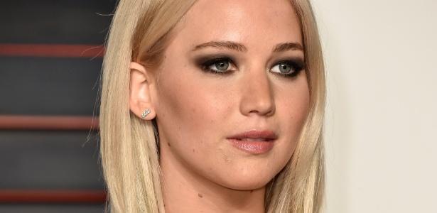 15.mar.2016 - Jennifer Lawrence teve fotos vazadas em setembro de 2014 - Pascal Le Segretain/Getty Images