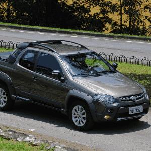 Fiat Strada Adventure Locker - Murilo Góes/UOL