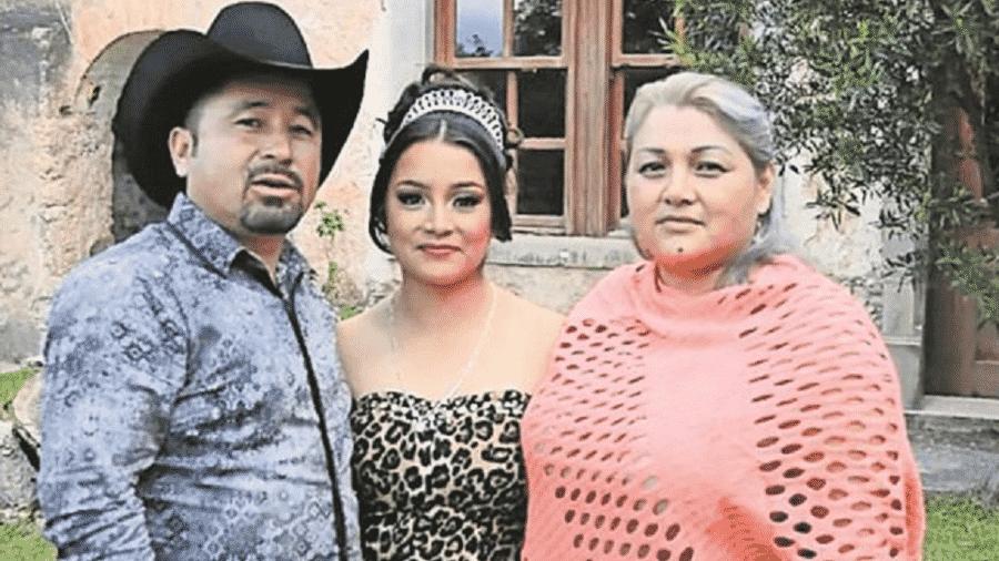 Rubí Ibarra ganha festa antecipada da TV Azteca e recebe convite para novela da Televisa - Reprodução