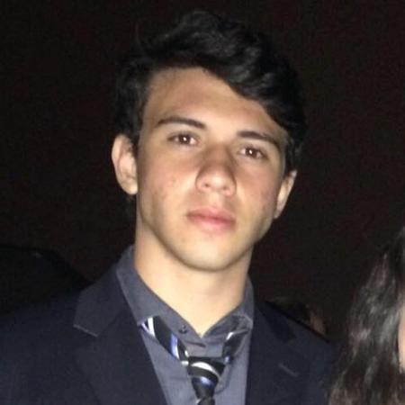 Giuliano Castro, vítima de acidente de carro com Vinícius Bonemer, filho de Bonner e Fátima - Reprodução/Facebook/Giuliano Castro
