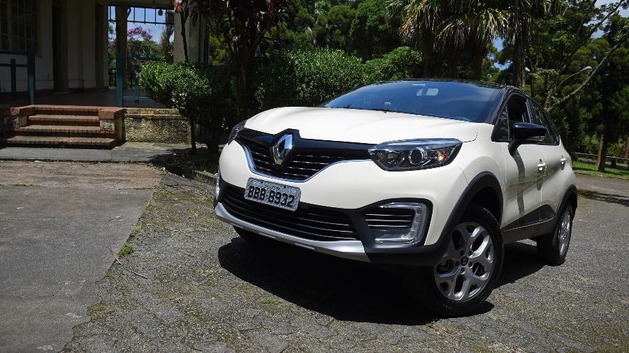 Renault Captur: estilo desenvolvido no Brasil vai inspirar a atualização do modelo francês ainda este ano - Murilo Góes/UOL