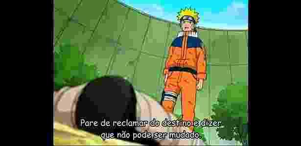 Fansubs de Naruto - Reprodução - Reprodução