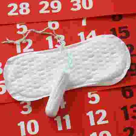 Menstruação / Ciclo menstrual / Absorvente  - iStock - iStock
