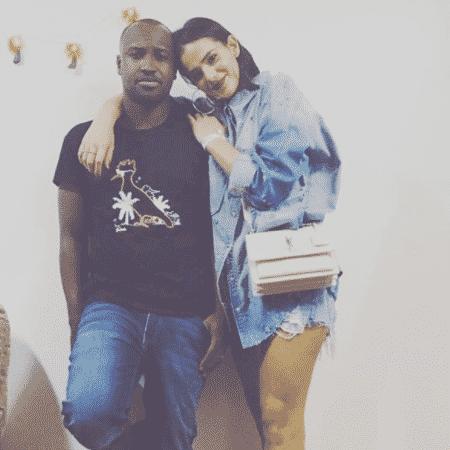 Thiaguinho e Bruna Marquezine - Reprodução/Instagram/thbarbosa