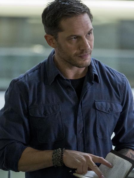 """Primeira imagem de Tom Hardy como Eddie Brock em """"Venom"""" - Reprodução/IGN"""