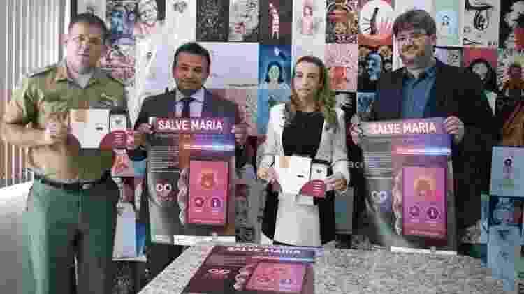 Além de criar aplicativo, integrantes do governo passaram a divulgar a iniciativa na tentativa de estimular usuários - Governo do Piauí/Valciãn Calixto - Governo do Piauí/Valciãn Calixto