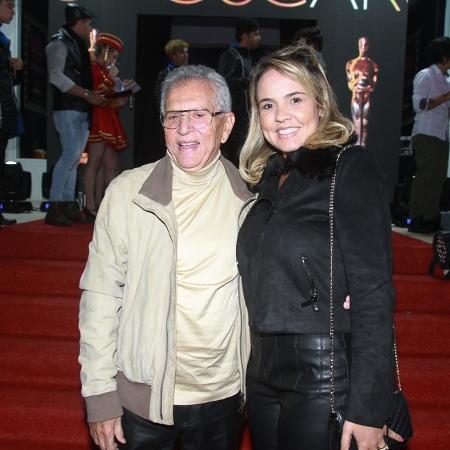 Carlos Alberto da Nóbrega e Renata Domingues - Amauri Nehn/Brazil News