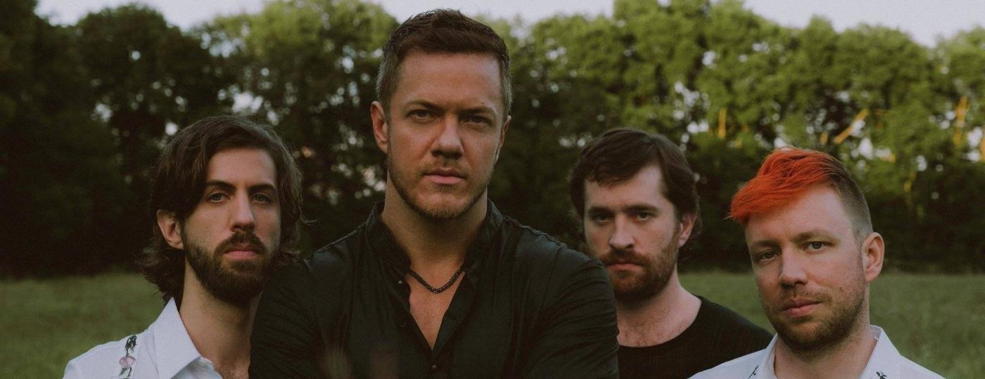 """A banda Imagine Dragons: hit """"Thunder"""" tem 23 segundos de guitarra - Divulgação"""