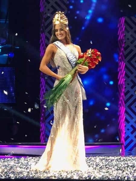 Miss Colômbia cutuca Miss Espanha - Reprodução/Instagram/valeriamoralesd