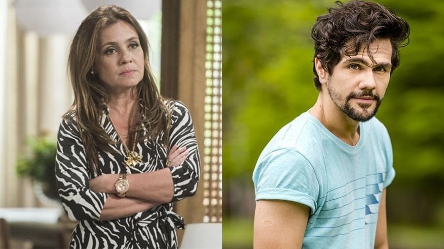 "Laureta vai matar Du Love no capítulo de ""Segundo Sol"" de sábado (27) - Raquel Cunha e Paulo Belote/Globo"