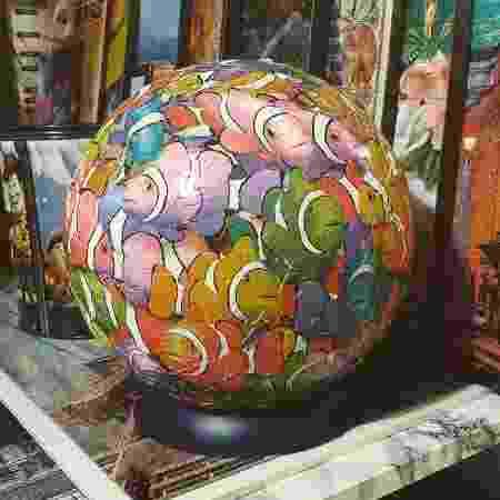 Quebra-cabeça montado por Luiza Figueiredo - Reprodução/Arquivo Pessoal - Reprodução/Arquivo Pessoal
