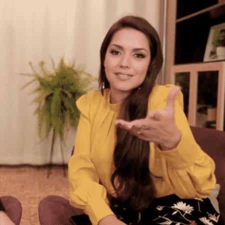 Thais Fersoza é entrevistada por Mica Rocha - Reprodução/Instagram