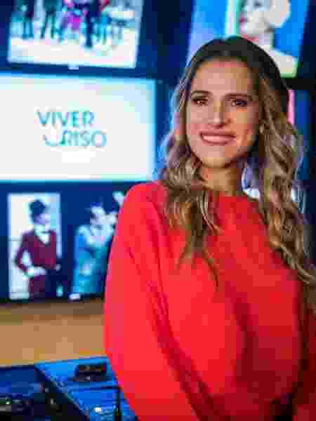 Ingrid Guimarães - Paulo Belote/TV Globo - Paulo Belote/TV Globo
