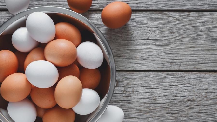Fonte de proteínas e vitaminas, o ovo é um alimento muito nutritivo - iStock