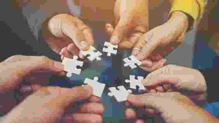 Rever padrão atual é essencial para formar uma sociedade colaborativa em que todos podem conquistar resultados - iStock