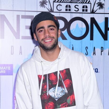 02.dez.2019 - Pedro Scooby participa da inauguração da temporada Casa Neuronha 2020 - Leo Franco/AgNews