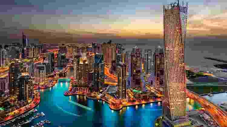 Dubai, nos Emirados Árabes - iStock - iStock