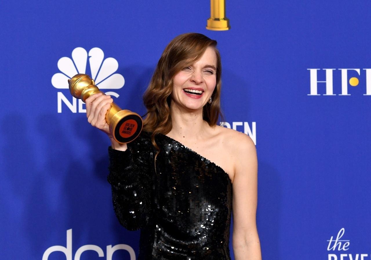 Globo de Ouro: Compositora de Coringa é 1ª mulher a vencer prêmio sozinha - 06/01/2020 - UOL Entretenimento