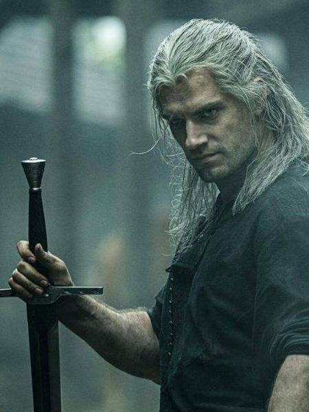 Henry Cavill em 'The Witcher' - Reprodução - Reprodução