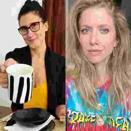 Paola Carosella e Gabriela Prioli - REPRODUÇÃO/INSTAGRAM