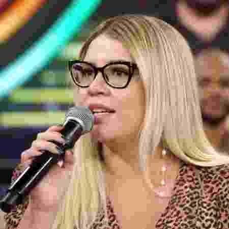 Marília Mendonça no Domingão do Faustão - Reprodução/TV Globo