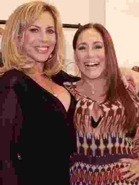 Susana Vieira e Arlete Salles: amizade de 42 anos - Reprodução/Instagram