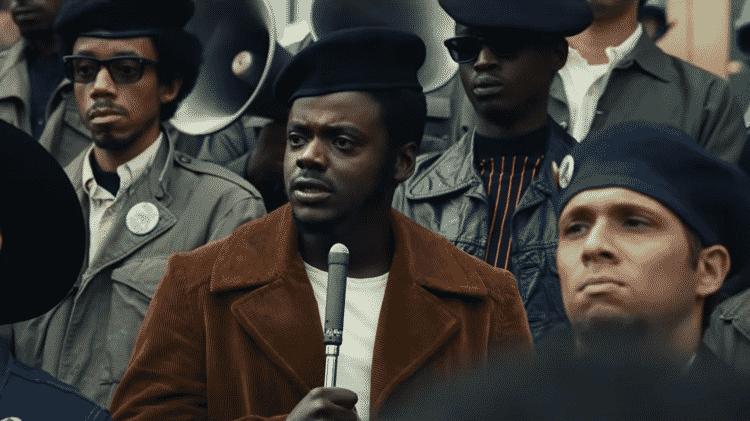 Daniel Kaluuya em 'Judas e o Messias Negro' - Divulgação - Divulgação