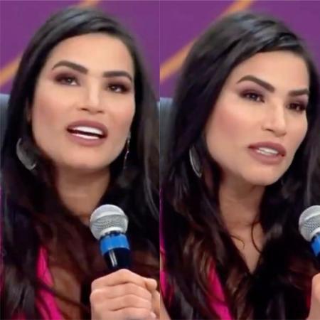 """Na Hora do Faro, Raissa defende seu comportamento em """"A Fazenda 12"""" - Reprodução / Record"""