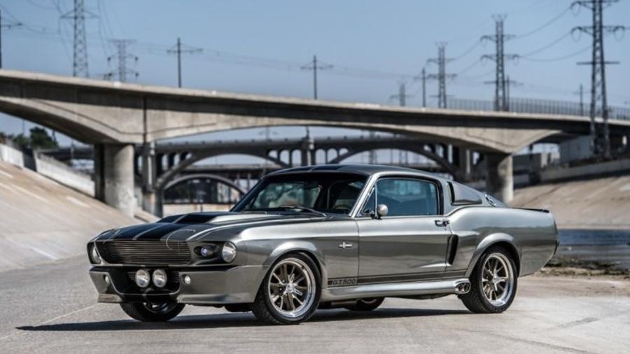 """Ford Mustang 1967 """"Eleanor"""" do filme """"60 Segundos"""" - Divulgação"""