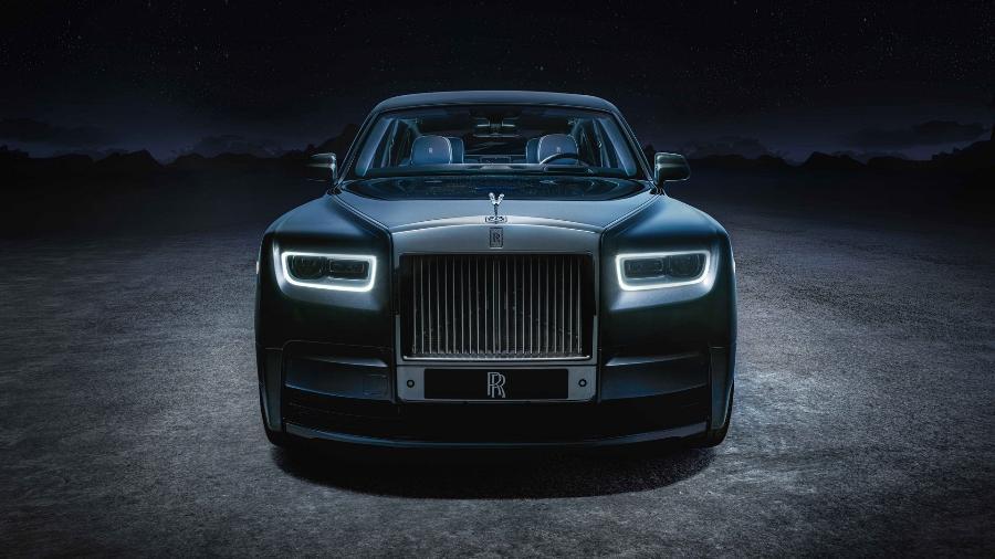 Rolls-Royce Phantom Tempus Collection - Divulgação