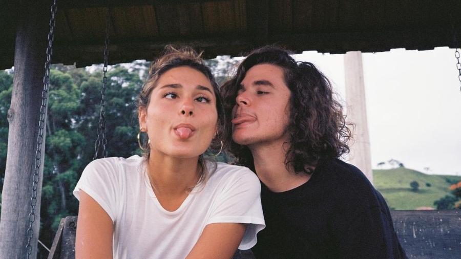 Sasha e João respondem perguntas  - Imagem: Reprodução/Instagram@joaofigueiredof
