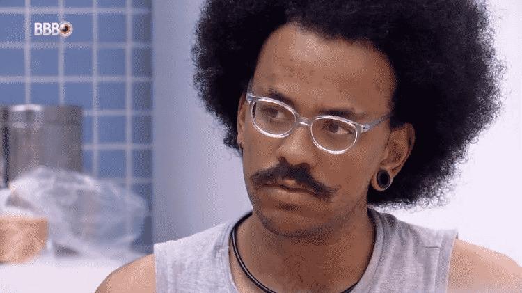 BBB 21: João Luiz e Juliette conversam sobre jogo da discórdia e paredão - Reprodução/Globoplay - Reprodução/Globoplay