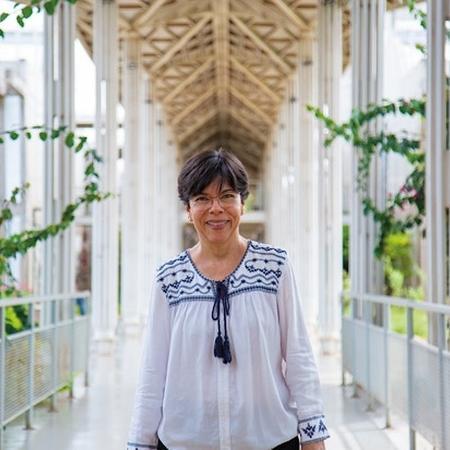 A professora da UnB (Universidade de Brasília) Mercedes Bustamante foi eleita para a Academia de Ciências dos EUA - Divulgação/UnB