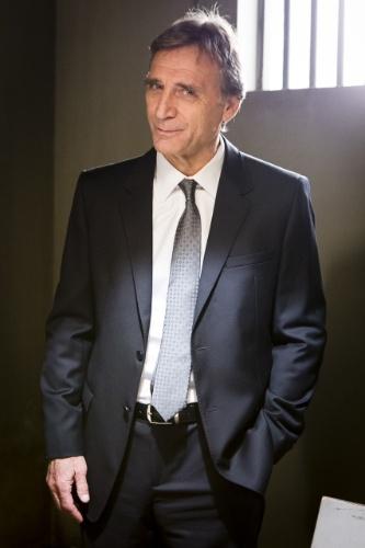 Ator Herson Capri como Otávio em