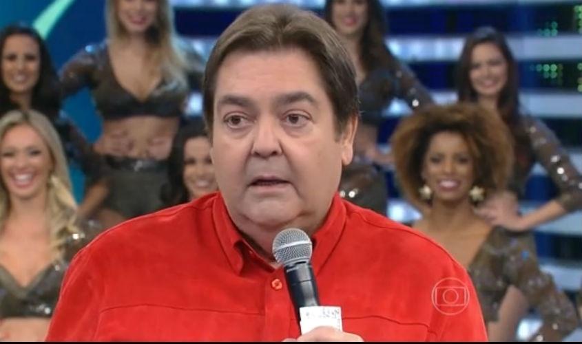 12.jul.2015 - Faustão desabafa sobre episódio com Marieta Severo
