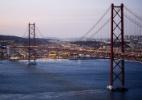 Ponte tipo cartão-postal em Lisboa terá elevador de 70 metros de altura - Reprodução/Público