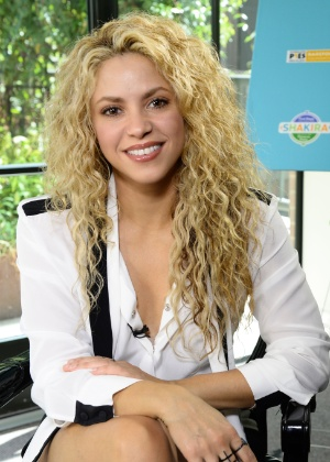 Shakira conta desafios da maternidade - Divulgação/Fischer Price