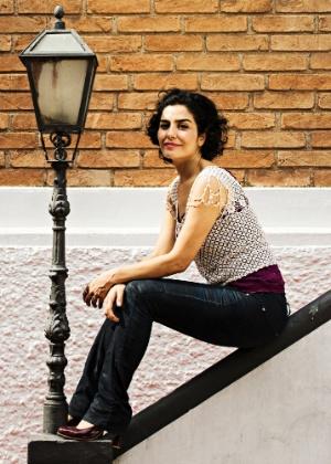 A atriz Letícia Sabatella - Eduardo Knapp/Folhapress