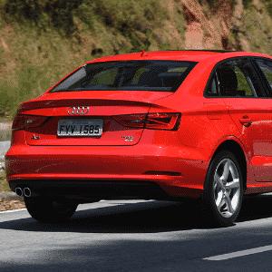 Audi A3 Sedan 1.4 Flex Ambiente - Murilo Góes/UOL