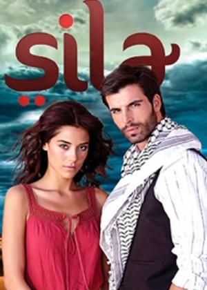 """Cartaz de """"Sila"""", a novela turca - Reprodução"""