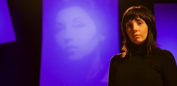 """Ganhadora do prêmio Shell, a atriz Rita Elmôr estrela a peça """"Clarice e eu. O mundo não é chato"""" - Divulgação"""