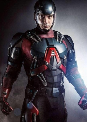"Brandon Routh em ""Legends of Tomorrow"" - Divulgação"