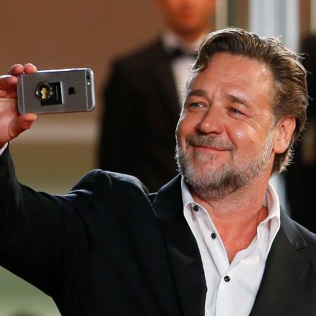 O ator Russell Crowe - Yves Herman/Reuters