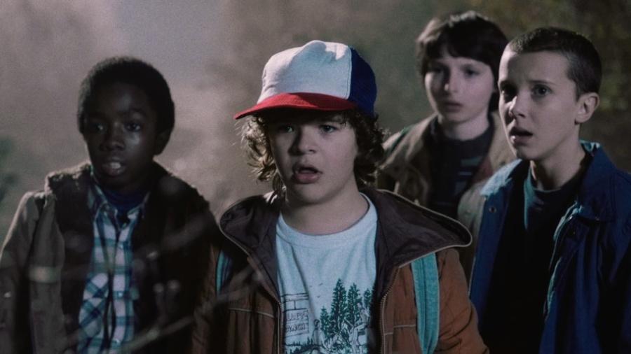 """Indicação de """"Stranger Things"""" deixou atores mirins empolgados - Divulgação"""