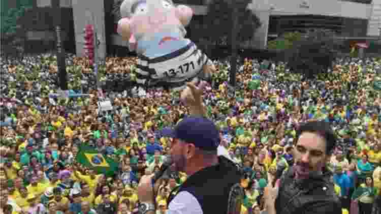 O mercado não distingue consumidores pela posição política, destaca o historiador - BBC Brasil - BBC Brasil